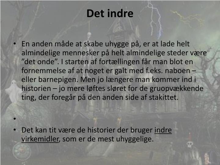 Det indre