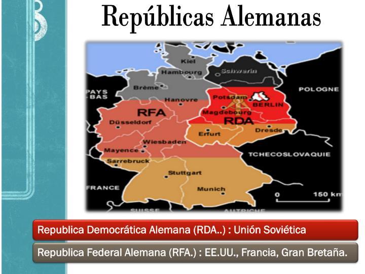 Repúblicas Alemanas
