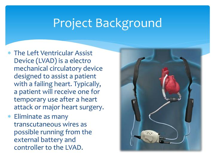 PPT - 11022 Transcutaneous Signal Transmission for LVAD PowerPoint ...