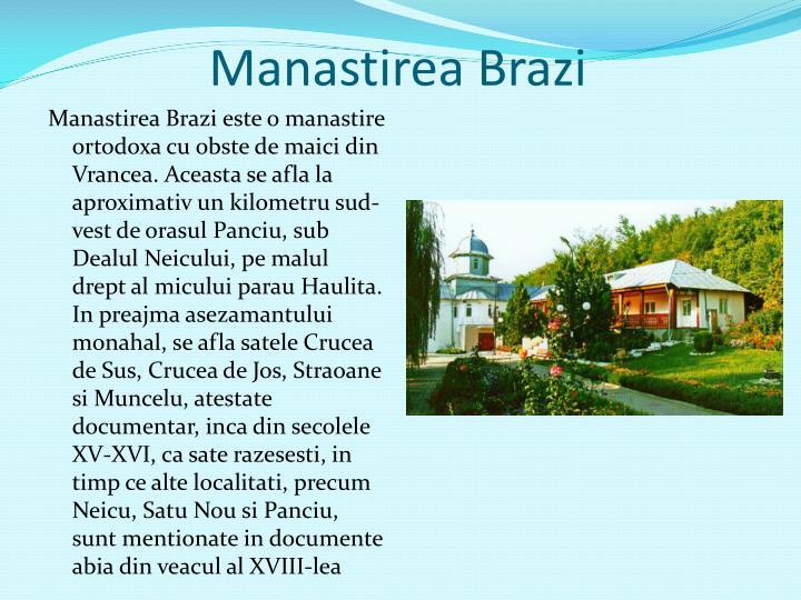 Manastirea