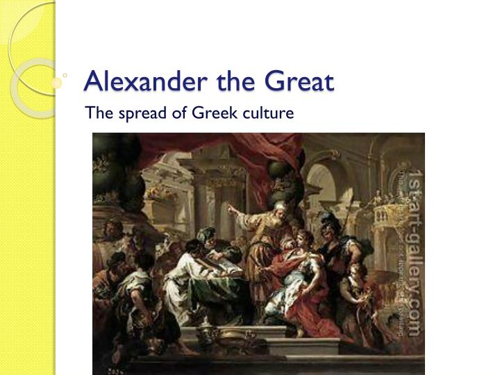the greeks socio political philosophical development after alexander the great Greece - the first democracies is associated with alexander the great other technologies and sciences, art and especially greek philosophy became a great.