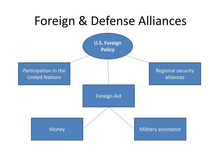 Foreign & Defense Alliances