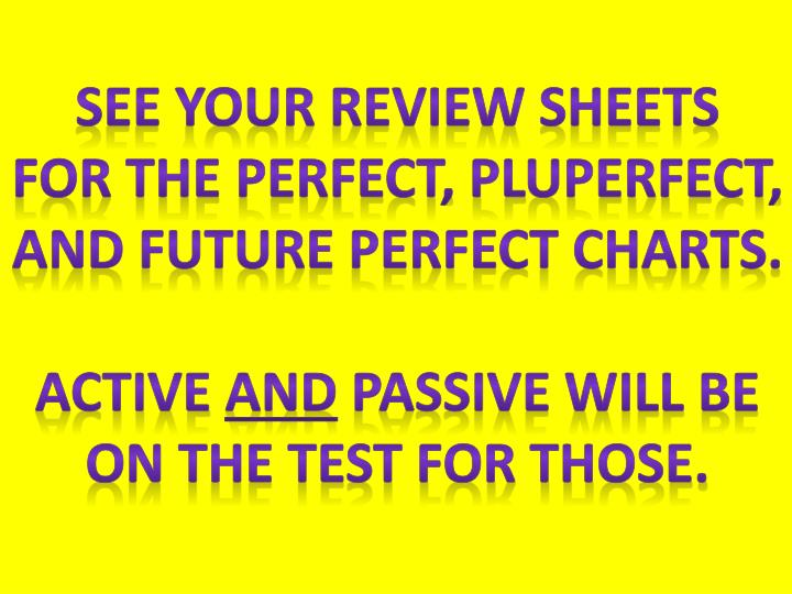 See your review sheets