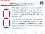 bcd 7segment decoders drivers