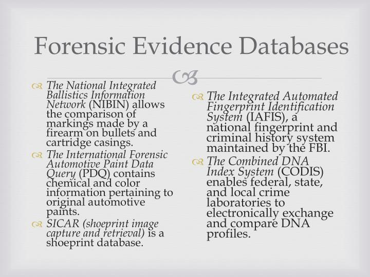 Ppt Introduction To Forensic Science Powerpoint Presentation Id