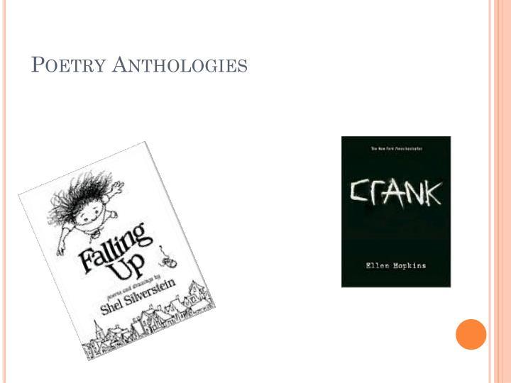 Poetry Anthologies
