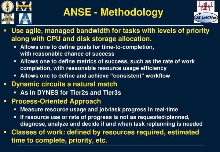 Anse methodology