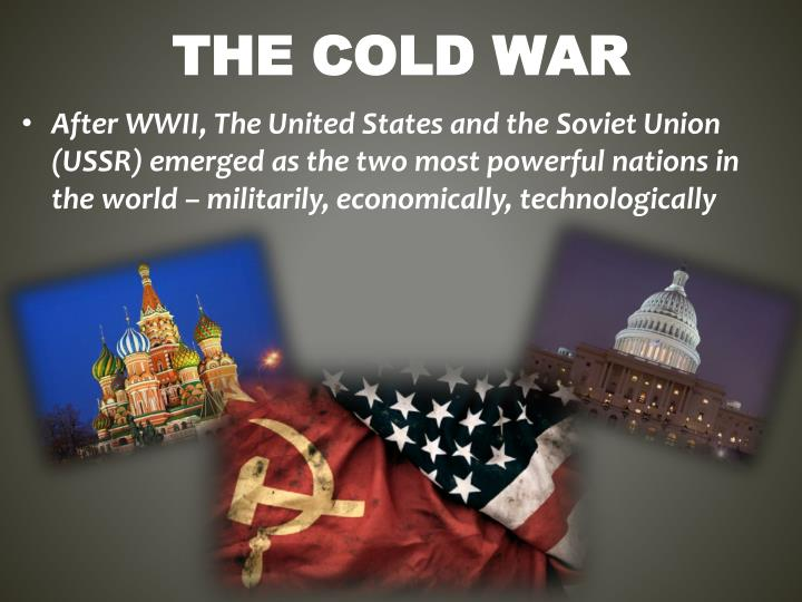 an analysis of the two superpowers emerged after world war ii The two superpowers that emerged were the soviet union (ussr) and the united states (us) germany was destroyed, as was much of europe the british were losing their empire after 50 years of war and world upheavals.
