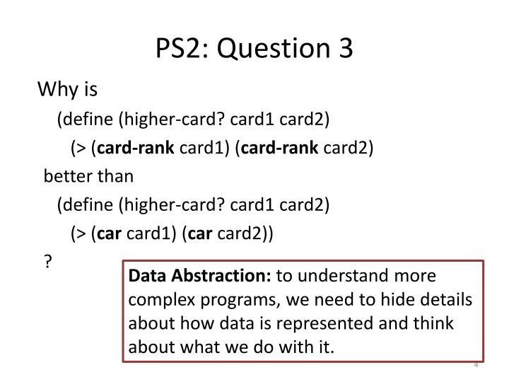 PS2: Question 3