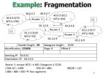 example fragmentation1