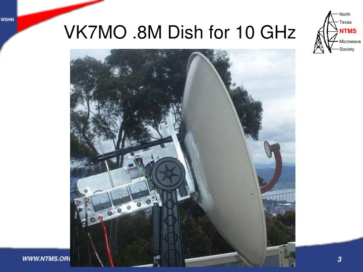 Vk7mo 8m dish for 10 ghz1