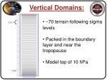 vertical domains