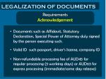 legalization of documents4