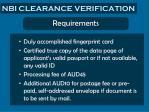 nbi clearance verification1