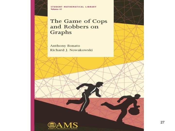 Random cop-win graphs        Anthony Bonato