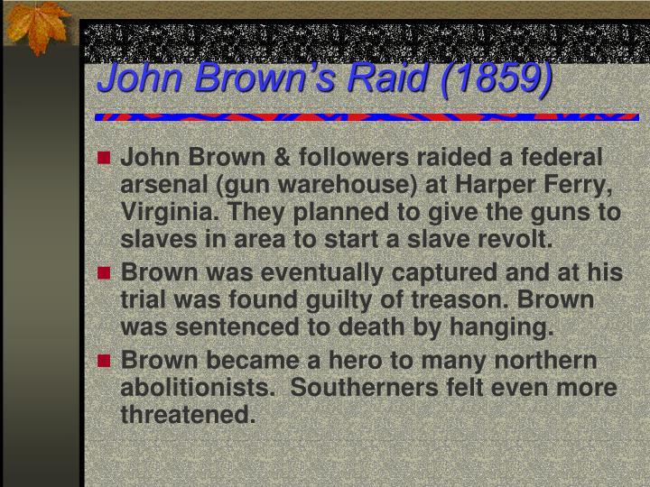 John Brown's Raid (1859)