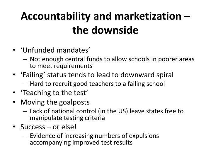 Accountability and