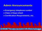 admin announcements1