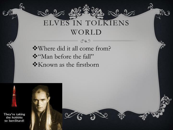 Elves in