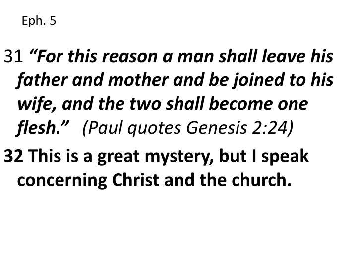 Eph. 5