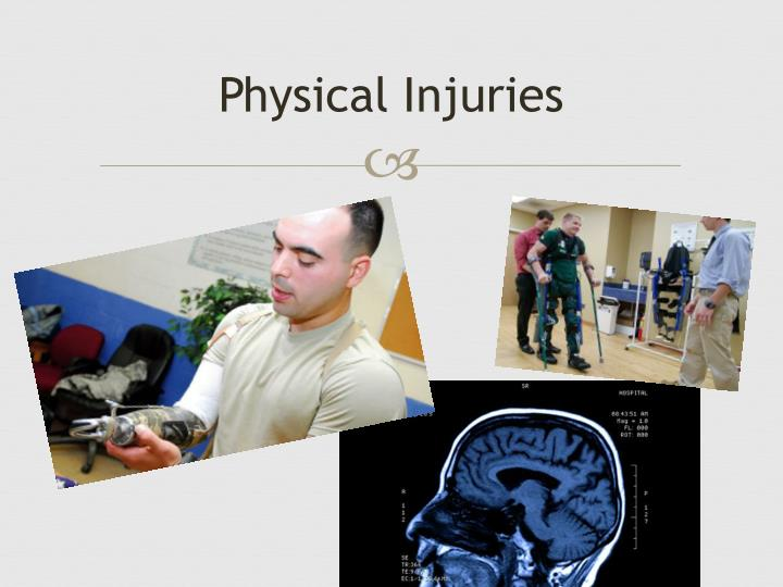 Physical Injuries