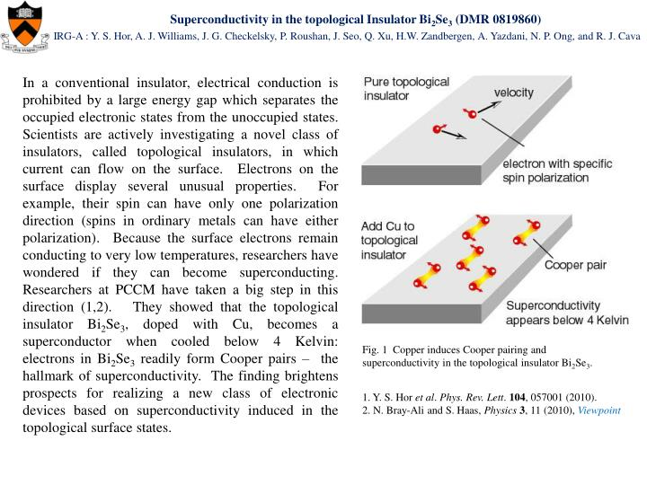 Superconductivity in the topological Insulator Bi