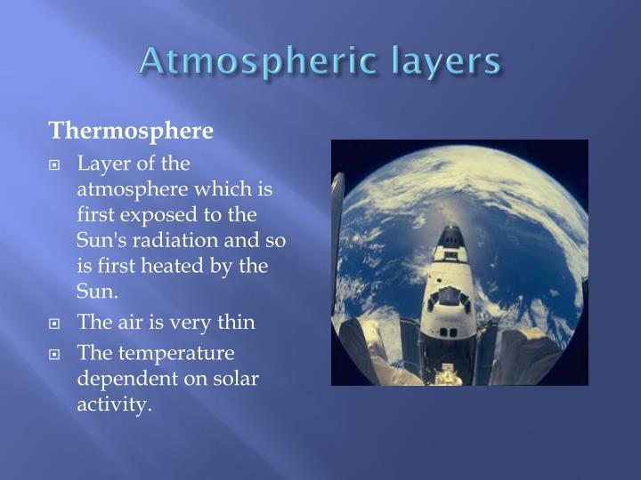 Atmospheric