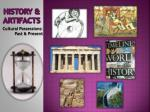 history artifacts