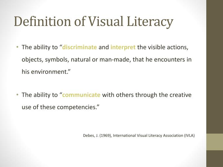 Ppt Visual Literacy As Udl Solution Powerpoint Presentation Id