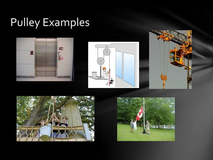 Pulley Examples