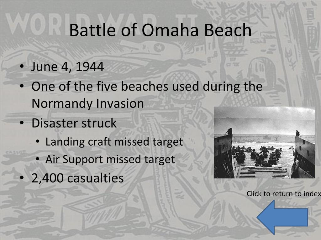 PPT - Major battles of World War II PowerPoint Presentation