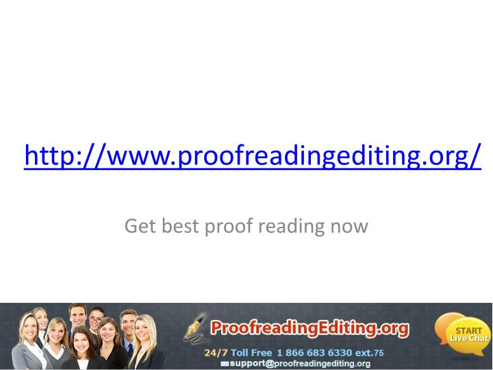 Http www proofreadingediting org
