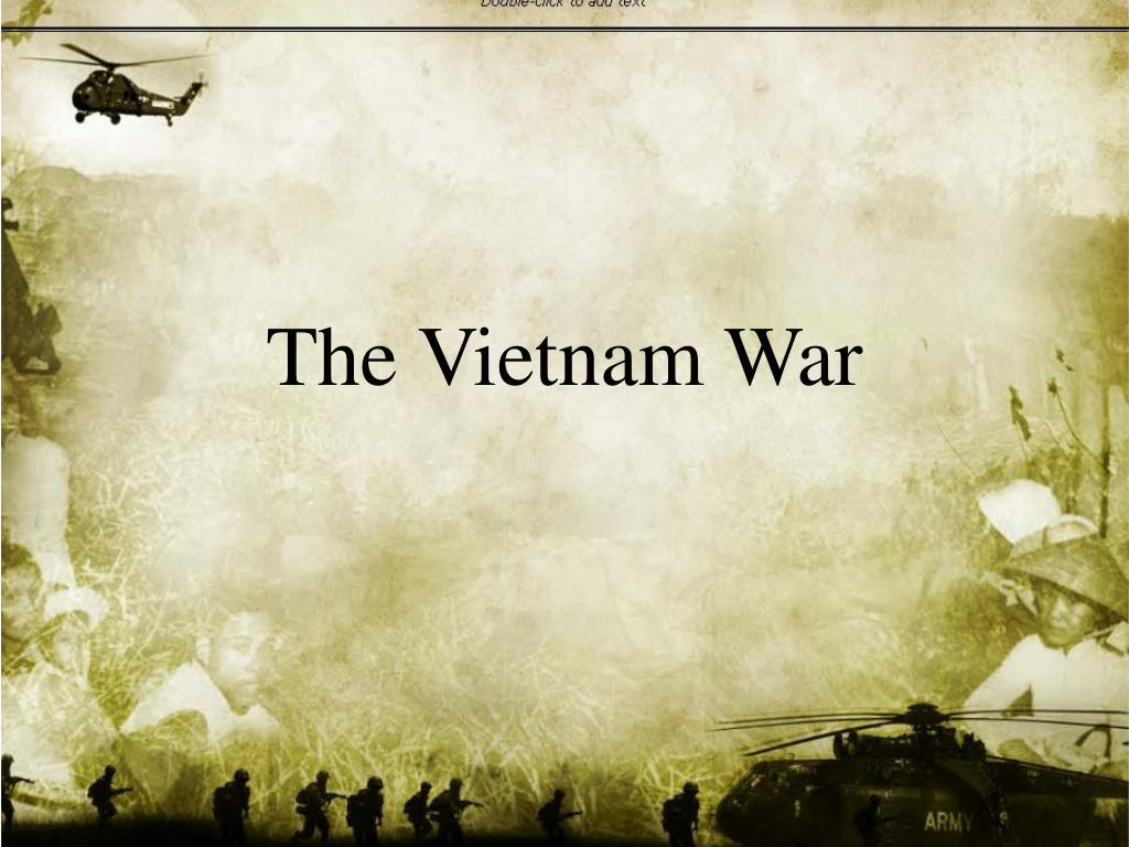 PPT - The Vietnam War PowerPoint Presentation - ID:2814390