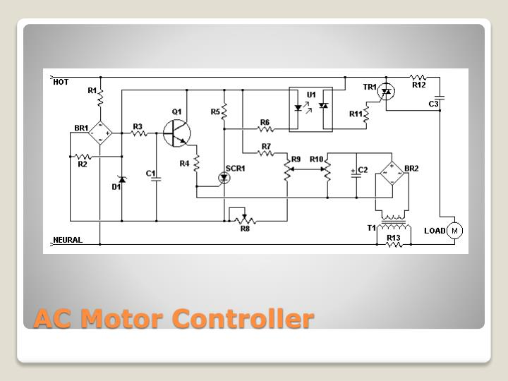 Ppt ac vs dc motors and controllers powerpoint for Ac vs dc motor
