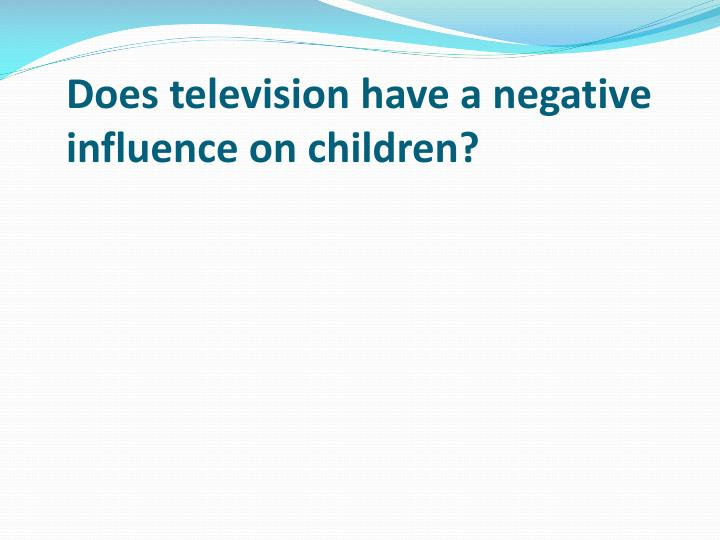 the negative influence of cereal advertisements to children The negative impact of targeted advertising on adolescents and children essay - at the current time advertising can be represented in many ways - as a business, a fundamental ingredient of entrepreneurship or as an alternative way of communicating (william f 2004.