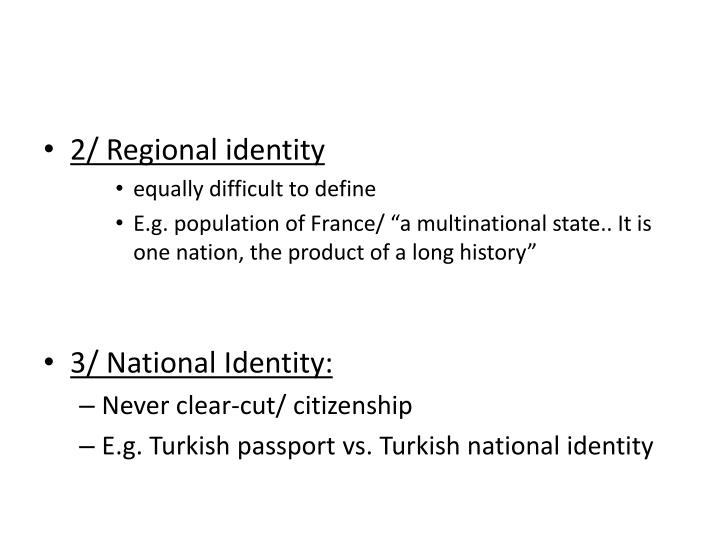 cultural identity 2 Culture and identity social identities similarities and differences slideshare uses cookies to improve functionality and performance, and to provide you with relevant advertising if you continue browsing the site, you agree to the use of cookies on this website.