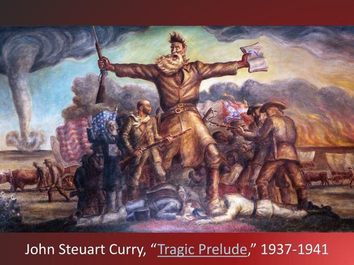 "John Steuart Curry, """