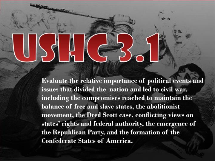 Ushc 3 1