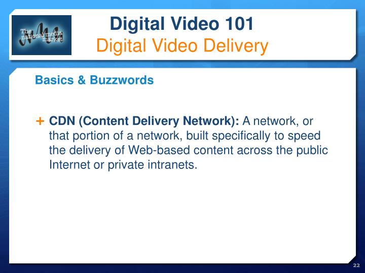 CDN (Content Delivery Network):