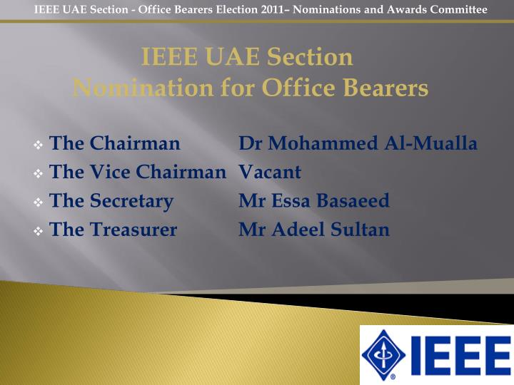 IEEE UAE Section