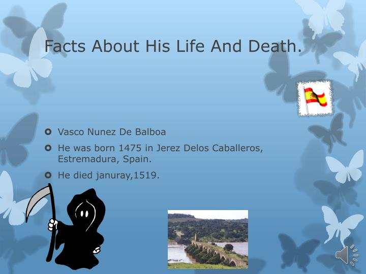 Facts about his life and death