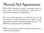 mutual aid agreements1