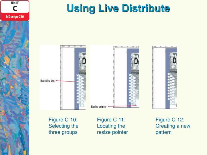 Using Live Distribute
