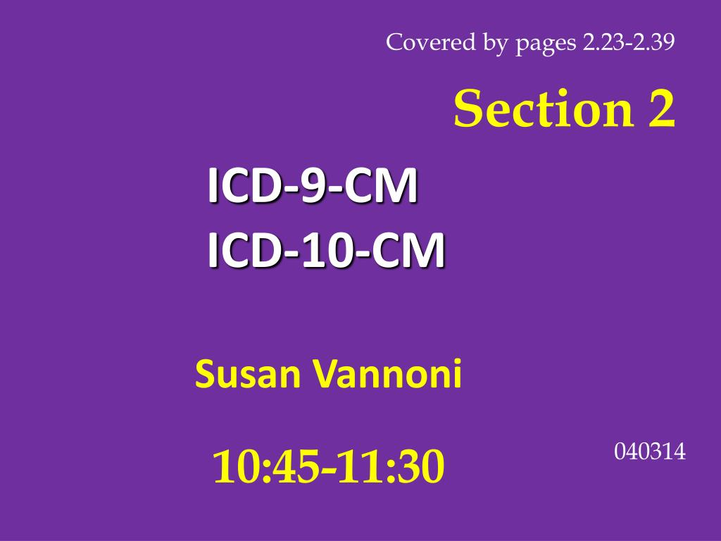 Ppt Icd 9 Cm Icd 10 Cm Powerpoint Presentation Free Download Id 2817050