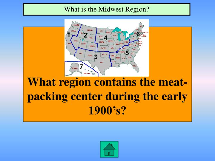 What is the Midwest Region?