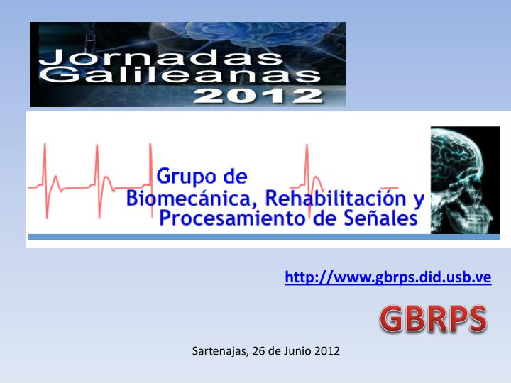 Http://www.gbrps.did.usb.ve