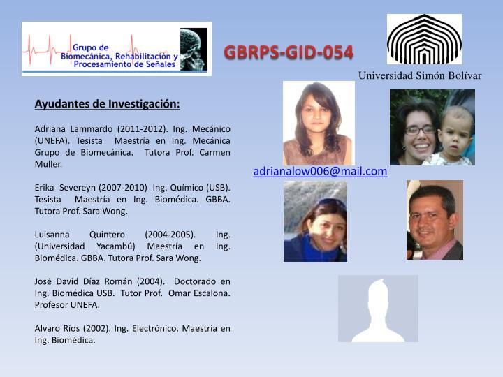 GBRPS-GID-054