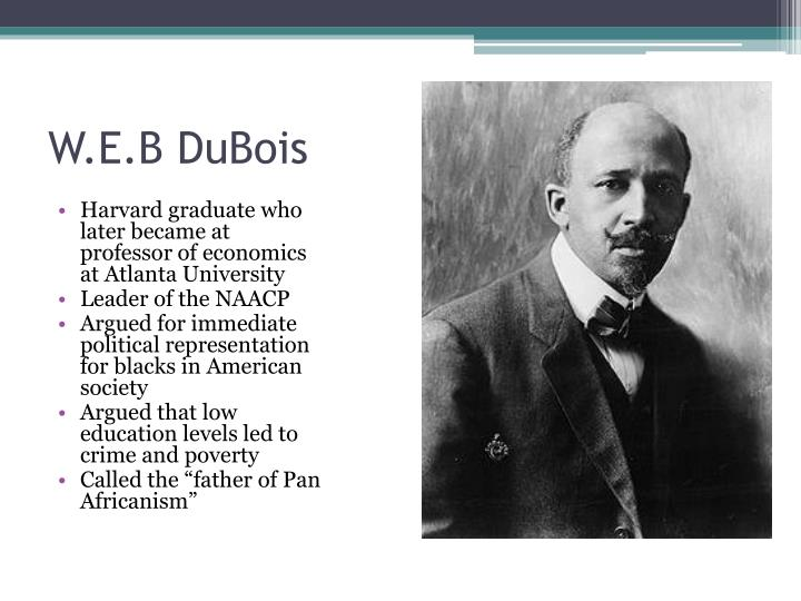 booker t washington vs web dubois Html booker t washington vs web dubois the rivalry between booker t washington and web dubois is one well known to scholars and historians of the african american community.