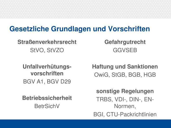 ppt ladungssicherung f r hufschmiedefahrzeuge powerpoint presentation id 2817942. Black Bedroom Furniture Sets. Home Design Ideas