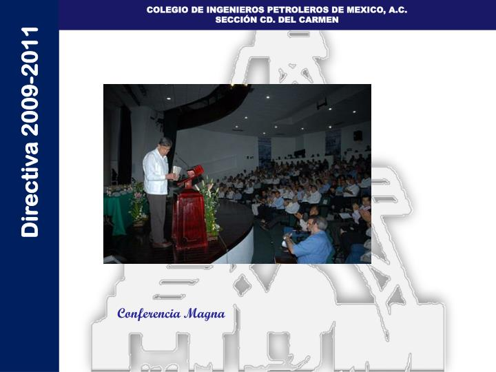 Conferencia Magna